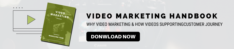 video marketing handbook banner