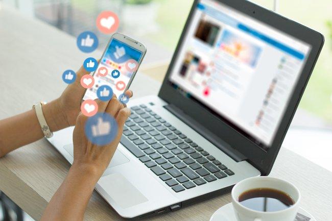 Strengthen your social media presence